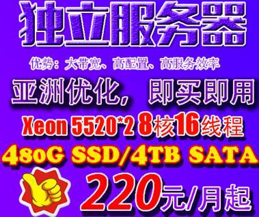 美国cn2香港独立机器G口虚拟云主机高防国内100M不限棋牌